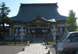 高田派専修寺北海道別院