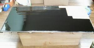仏壇お洗濯--横板金箔押し--