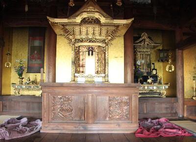 御寺院用仏具製作--須弥檀--