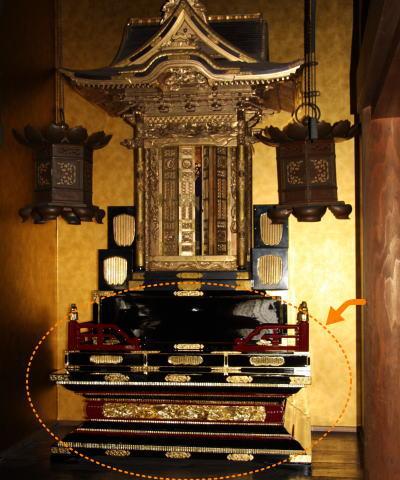 寺院仏具の修理
