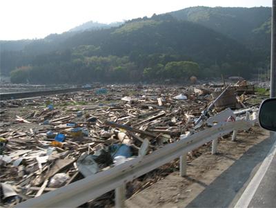 災害復興支援ボランティア
