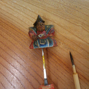 彩色の修復-仏壇の洗濯-