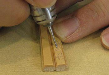 名入れの 竹箸