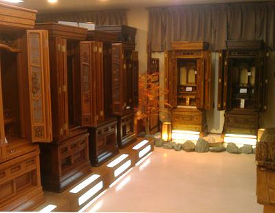 唐木仏壇展示場