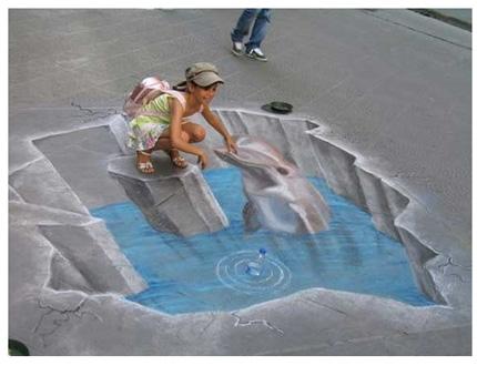 ストリートアート?