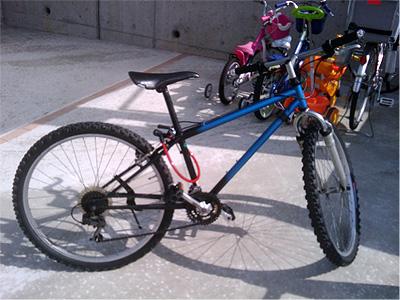 通勤用自転車